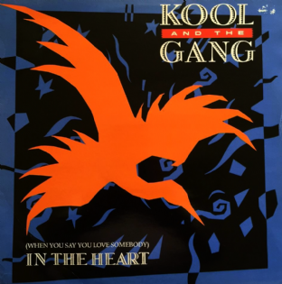 "Kool & The Gang - (When You Say Your Love Somebody) In The Heart (12"") (G-/G)"